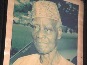 The late Sir Francis Akanu Ibiam