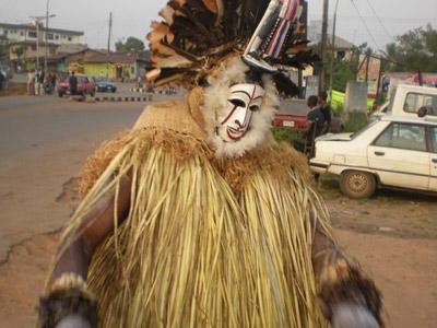 Lugulu Masquerade (Video) Part 2